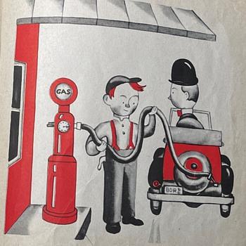 The Little Auto by Lois Lenski - Books