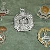 Badges for all 1914 British Line Infantry Regiments, Part 3