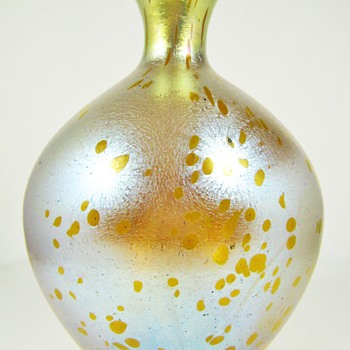 Loetz Astraea ca. 1900-05 - Art Glass