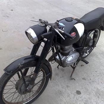 Mondial 125cc 1958 italian - Motorcycles