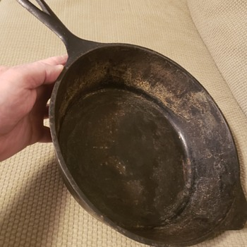 Cast Iron Skillet! - Kitchen