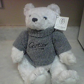 CARTIER LUNETTES TEDDY BEAR