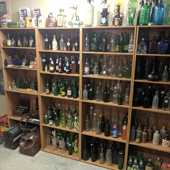 Started with bottles - Bottles