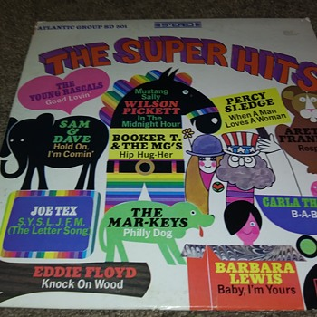 A COMPILATION FROM '67.... - Records