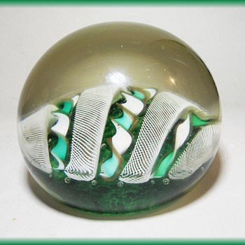 Murano Art Glass - Paperweight - Art Glass