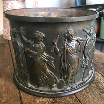Bronze figurines - Art Nouveau