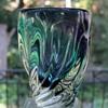 A Favorite IWATSU Japan Glass Vase