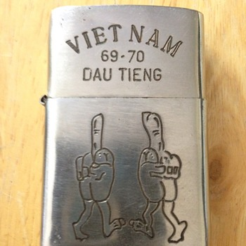 One of my favourite zippos, I was given this lighter about 25 years ago . I have never delved into the historical significance. - Military and Wartime