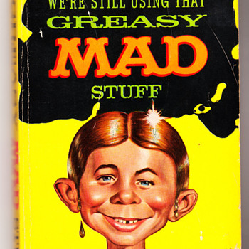 Mad MAD and Mad - Comic Books