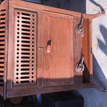 Florence Kerosene  Heater No. C-2B I know nothing and can not find out anything about this heater
