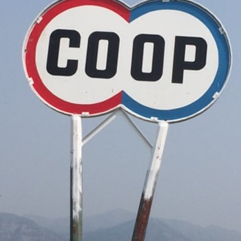 COOP Gas - Advertising