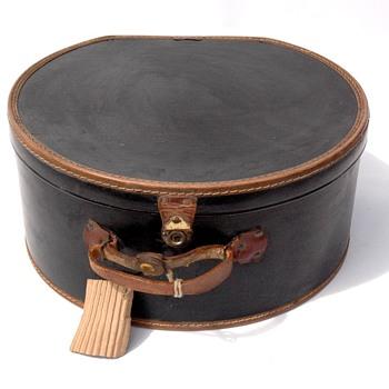 valise-boîte à chapeaux , vers 1930 - Art Deco
