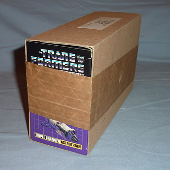 """Vintage Hasbro Transformers """"Astrotrain""""  - Toys"""