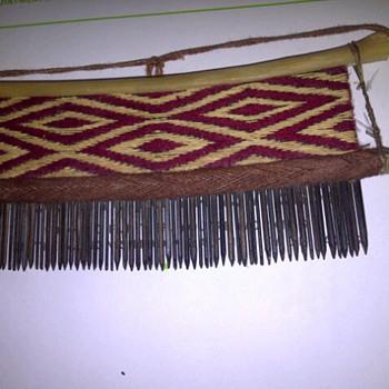 Native American Comb - Native American