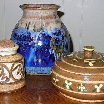 Few pieces of pottery to share..... - Pottery