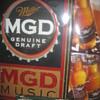 MGD Sign