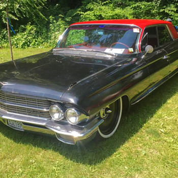 Two Vintage Custom Cadillacs - Classic Cars