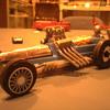 Rare Kossis Kars Slingshot Dragster... Dimestore priced but great detail...