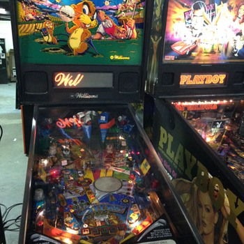1997 No Good Go(l)fers Pinball machine - Coin Operated