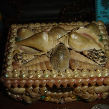 Shell jewelry box - Fine Jewelry