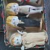 Japan bisque dolls