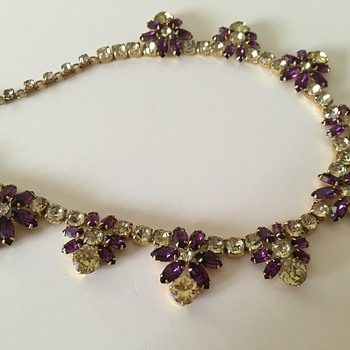 My Favorite Kramer Necklace  - Costume Jewelry