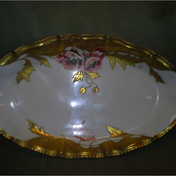 Limoges platter - China and Dinnerware