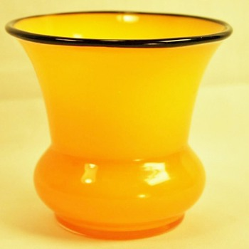 Loetz Tango Vase  PN III-164. - Art Glass