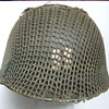 WW II Captain's Army helmet