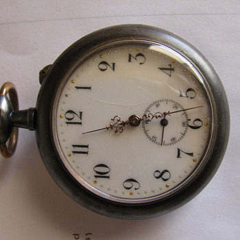 Brevet Pocket Watch - Pocket Watches