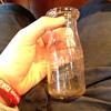 Delaware Farms Inc. Milk Bottle