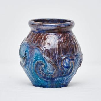 Small Vase, Moeller & Boegely Pottery (Denmark), 1917-1920 - Pottery