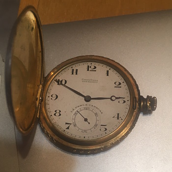 Dad's old pocket watch - Pocket Watches