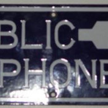 Southwestern Bell Public Telephone - Telephones