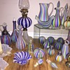A Texas Size Venetian Murano Art Glass Collection