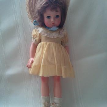 Effanbee Anne Shirley Doll