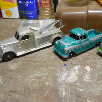 A few more projects - Model Cars