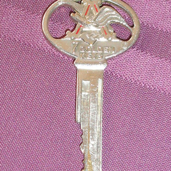 Honorary Budweiser Brewmaster Key - Tools and Hardware