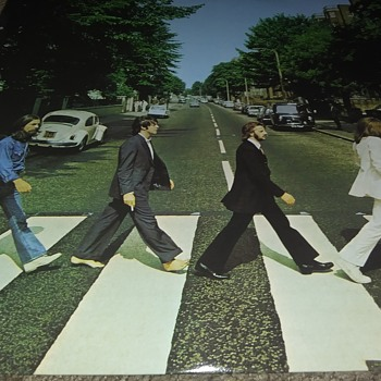 THE BEATLES - Records