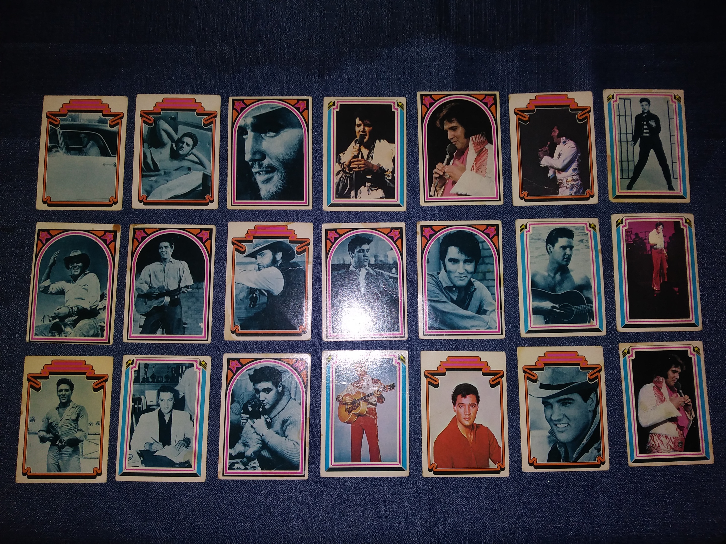 Elvis Trading Cards Collectors Weekly