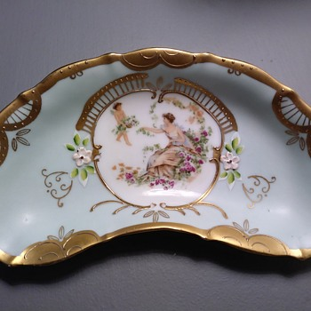 Ardalt Bone Dish - Victorian Era