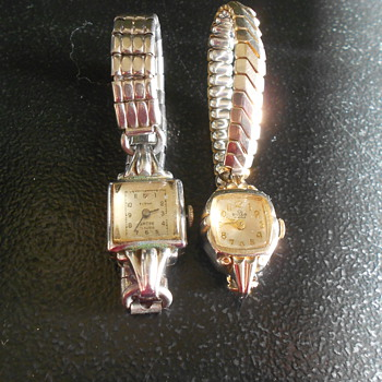 Vintage ladies Swiss Watches