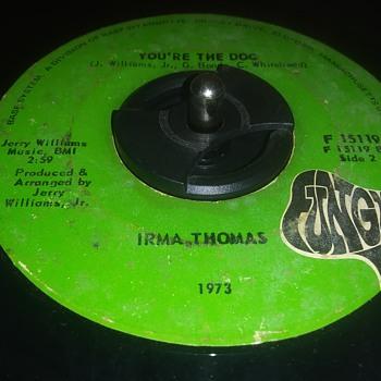 45 RPM SINGLE....#199 - Records