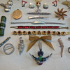Flea Market Finds Part 2 The Jewelry A Closer Look! :^)