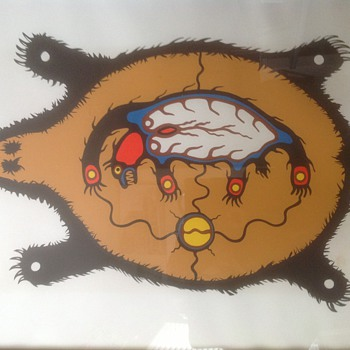 Clemence Woescoupe Bear Rug Bear Spirit