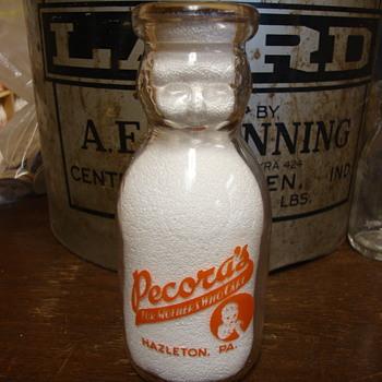 Pecora Dairy Pint Baby Top, Hazelton Pa.........................