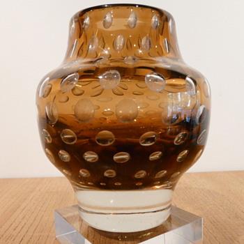 MILAN METELÁK MICA HARRACHOVSKÉ SKLÁRNY - Art Glass