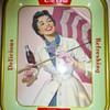 "1950's Coca-Cola ""Umbrella Girl"" Tray"