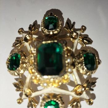 My unusual brooch, pendant. - Fine Jewelry