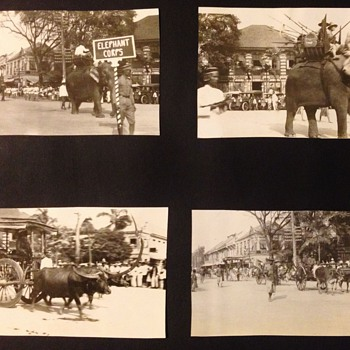 More Photographs and  Post cards From 1932-1937 From China Japan ECT. Need  help identifying some of the Shots  - Photographs
